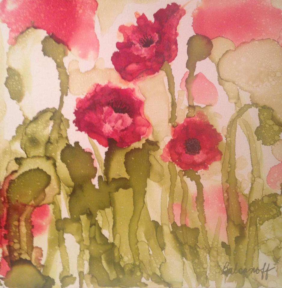 Connecticut watercolor artists directory - Soulful Creations By Denise Balcanoff